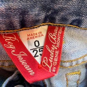 Lucky Brand Jeans - Lucky Brand Jeans Size 0